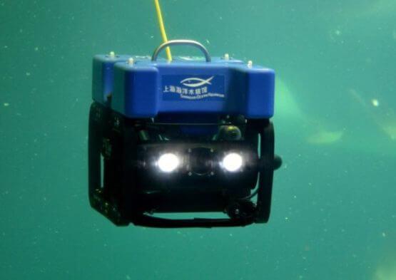 seamor blue ROV