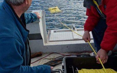 "SEAMOR Marine Chinook ROV identifies 1897 schooner barge ""Antelope"" in Lake Superior"
