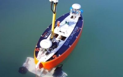 SEAMOR thrusters featured on new surface and sub-surface unmanned vehicle