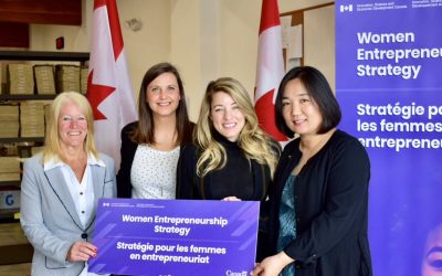 SEAMOR Marine Ltd. selected to receive major funding from Government of Canada's Women Entrepreneurship Strategy