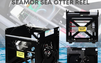 SEAMOR Marine launches revolutionary new Sea Otter Tether Management System